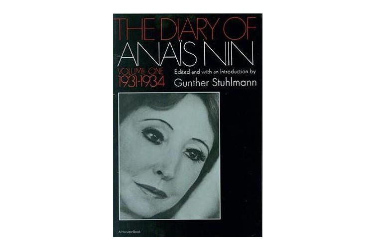 The Diary of Anais Nin 1931-1934
