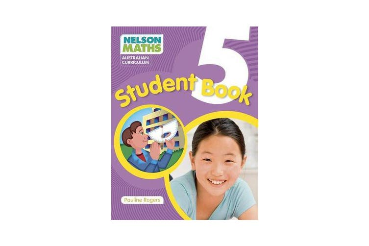 Nelson Maths - Australian Curriculum Student Book 5