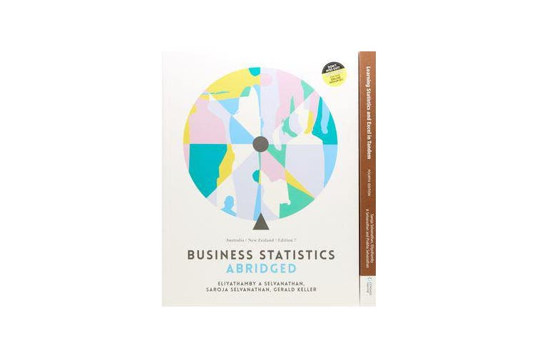 Bundle - Business Statistics Abridged: Australia New Zealand with Student Resource Access for 12 Months + PP0952 - Learning Statistics and EXCEL in Tandem