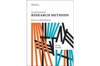 VCE Psychology Research Methods Key Science Skills Workbook
