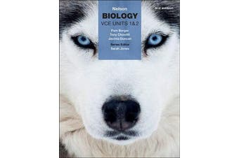 Nelson Biology VCE Units 1 & 2 (Student Book with 4 Access Codes)