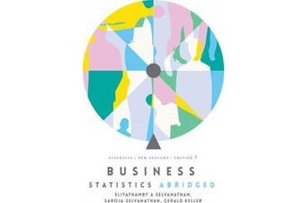 Business Statistics Abridged - Australia New Zealand
