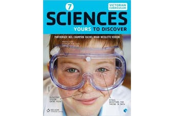 Sciences 7 - Yours to Discover (Student Book with 4 Access Codes)