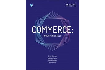 Commerce - Inquiry and Skills Student Book with 1 Access Code