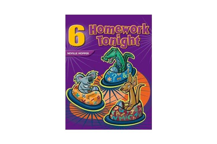 Homework Tonight - Book 6