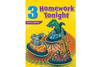 Homework Tonight - Book 3