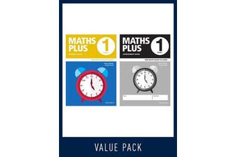 Maths Plus NSW Syllabus Student and Assessment Book 1 Value Pack, 2020