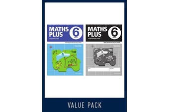 Maths Plus NSW Syllabus Student and Assessment Book 6 Value Pack, 2020