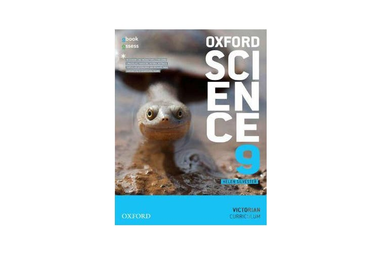Oxford Science 9 Victorian Curriculum Student book + obook assess