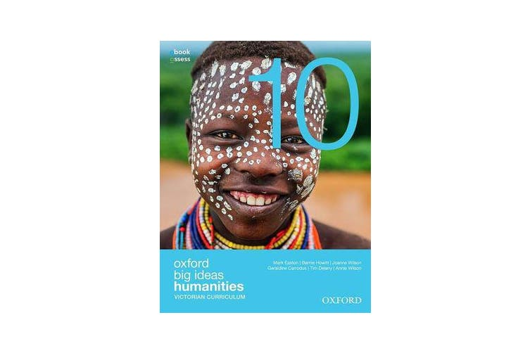 Oxford Big Ideas Humanities 10 Victorian Curriculum Student book + obook assess