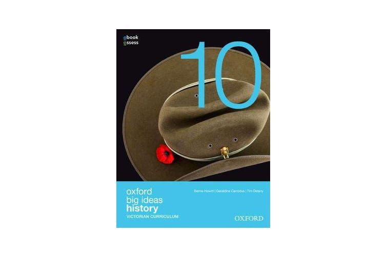 Oxford Big Ideas History 10 Victorian Curriculum Student Book + obook assess
