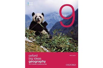 Oxford Big Ideas Geography 9 Victorian Curriculum Student Book + obook assess