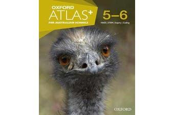 Oxford Atlas+ for Australian Schools Years 5-6