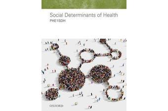 Social Determinants of Health PHE1SDH