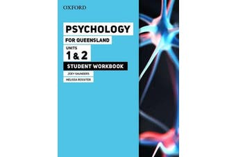 Psychology for Queensland Units 1&2 Student workbook
