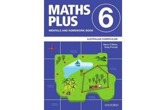 Maths Plus Australian Curriculum Mentals and Homework Book 6, 2020