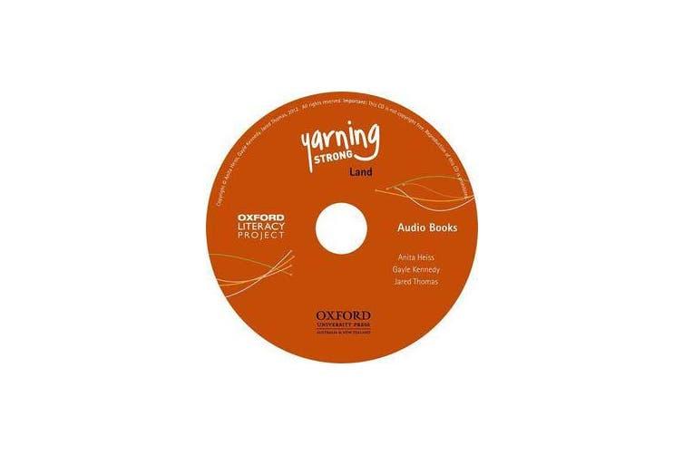 Yarning Strong Audio Books Land - Theme : Land