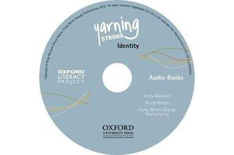 Yarning Strong Audio Books Identity - Theme : Identity