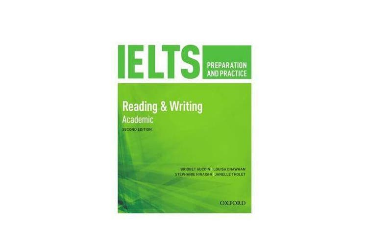 IELTS Preparation & Practice Reading & Writing Academic Students Book