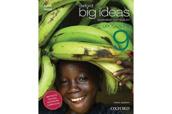 Oxford Big Ideas Geography 9 Australian Curriculum Student book + obook assess
