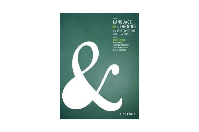 Language and Learning - An Introduction for Teaching