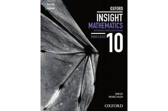 Oxford Insight Mathematics 10 5.2/5.3 AC for NSW Student Book + obook