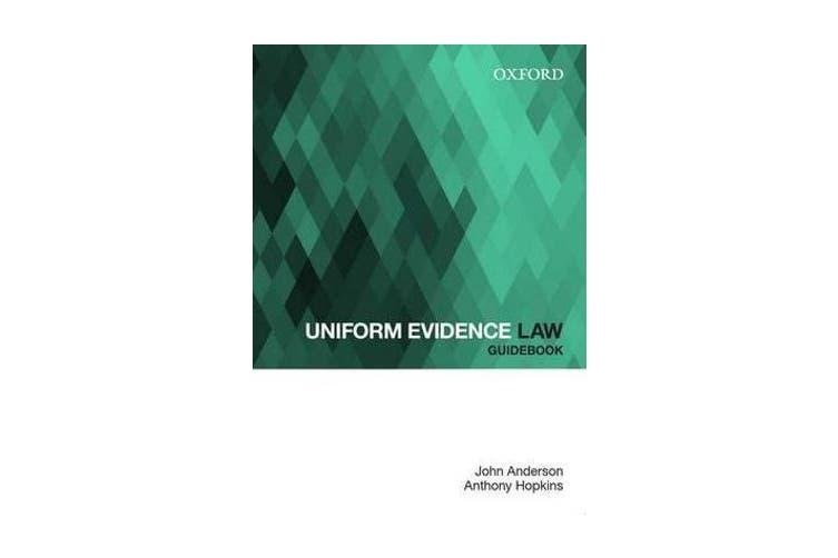 Uniform Evidence Law Guidebook
