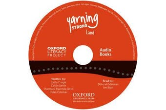 Yarning Strong Years 3-4 Land Module Audio CD - Theme : Land