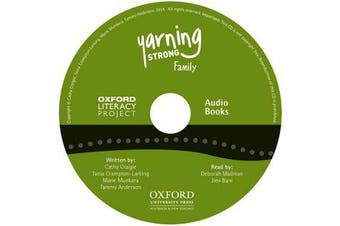 Yarning Strong Years 3-4 Family Module Audio CD - Theme : Family