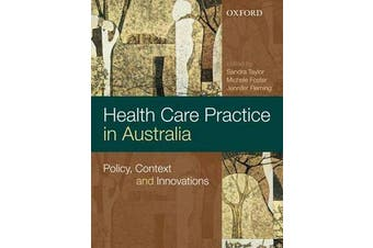 Health Care Practice and Policy in Australia
