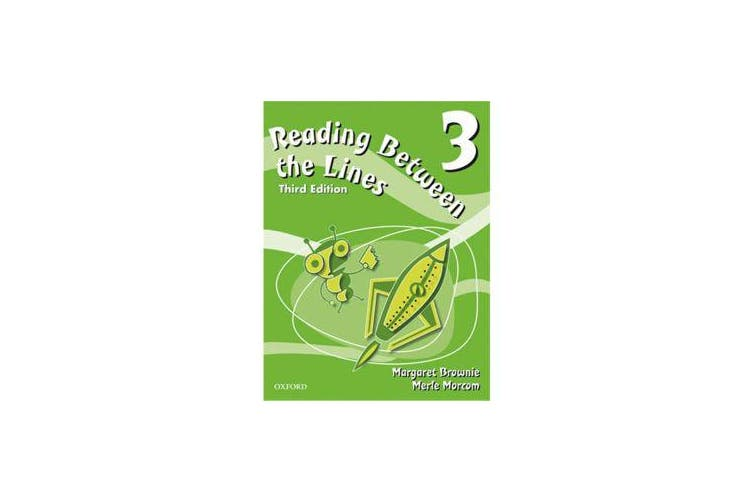 Reading Between the Lines Book 3