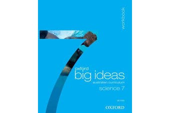 Oxford Big Ideas Science 7 Australian Curriculum Workbook