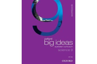 Oxford Big Ideas Science 9 Australian Curriculum Workbook