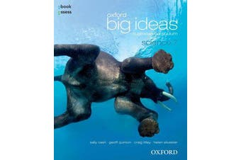 Oxford Big Ideas Science 7 Australian Curriculum Student book + obook assess