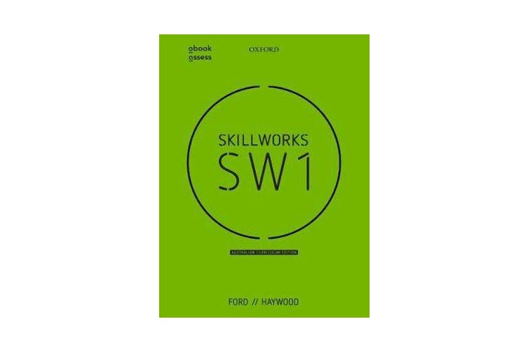 Skillworks 1 Australian Curriculum Edition Student book + obook assess