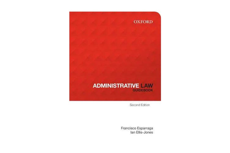 Administration Law Guidebook