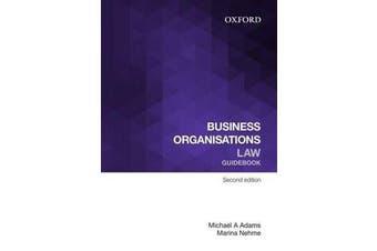 Business Organisations Law Guidebook