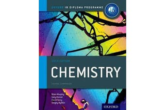 Oxford IB Diploma Programme - Chemistry Course Companion