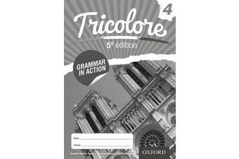 Tricolore 5e edition - Grammar in Action 4 (8 Pack)