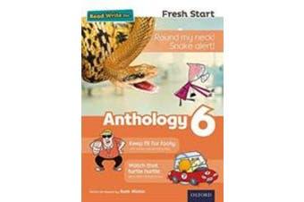 Read Write Inc. Fresh Start - Anthology 6