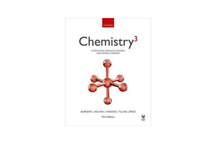 Chemistry(3) - Introducing inorganic, organic and physical chemistry