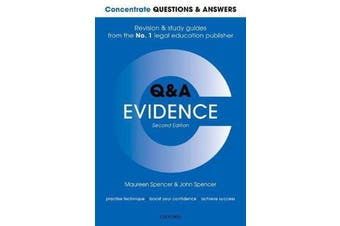 Concentrate Questions and Answers Evidence - Law Q&A Revision and Study Guide