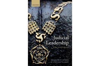 Judicial Leadership - A New Strategic Approach