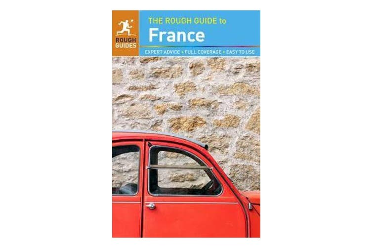 The Rough Guide to France (Travel Guide)