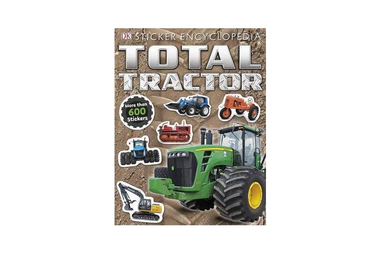 Total Tractor Sticker Encyclopedia