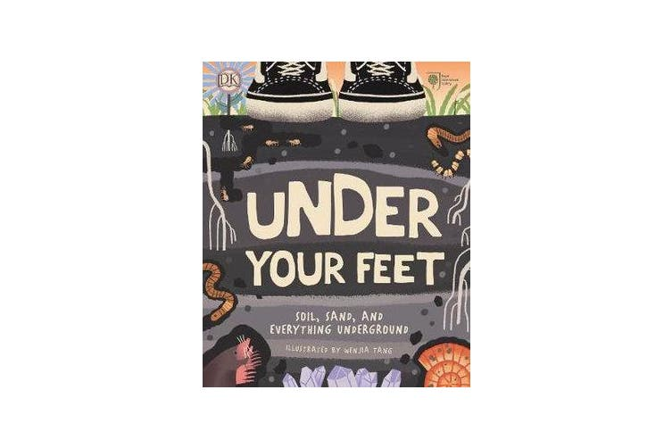 RHS Under Your Feet - Soil, Sand and other stuff