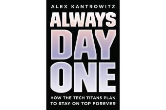 Always Day One - How the Tech Titans Stay on Top