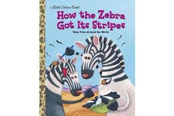 LGB How The Zebra Got Its Stripes