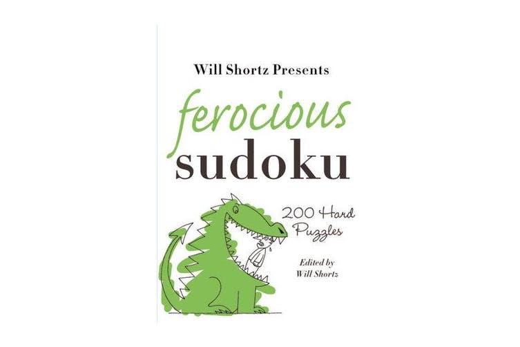 Ferocious Sudoku
