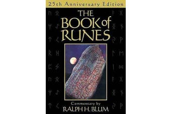 The Book of Runes, 25th Anniversary Edition - The Bestselling Book of Divination, Complete with Set of Runes Stones